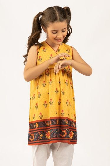 Digital Printed Cotton Shirt GLS-21-168 DP KIDS