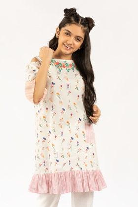 Digital Printed Cotton Shirt GLS-21-184 DP KIDS