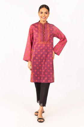 Dyed Light Cotton Shirt GLS-21-193 DP