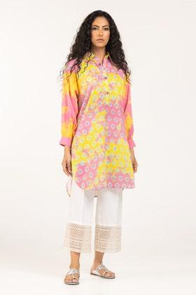 Light Cotton Digital Printed Shirt GLS-21-217 DP