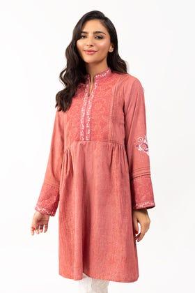 Embroidered Cotton Shirt - GLS-21-26