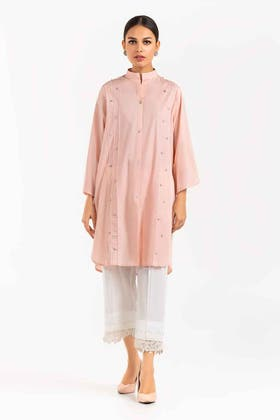 Embroidered Cambric Shirt GLS-21-280