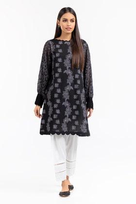Dyed Chikankari Shirt GLS-21-301