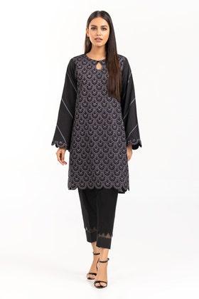 Dyed Chikankari Shirt GLS-21-302