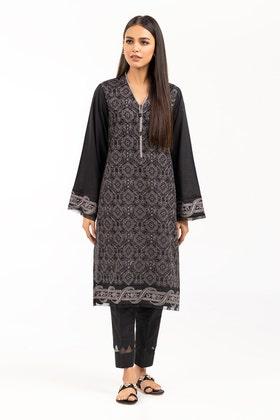Dyed Chikankari Shirt GLS-21-303