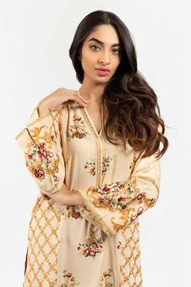 Embroidered Viscose Shirt GLW-19-07