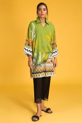 Cambric Shirt GLW-19-84 DP