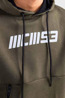 Green Fashion Hoodie JKT-POH-D16-01