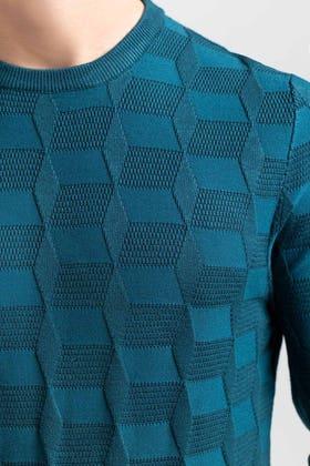 Green Fashion Sweater FS-SWT-VPN-FD-423-02