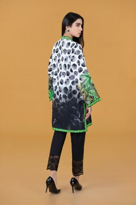 Khaddar Digital Printed Shirt WGK-KDW-DP-048