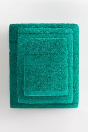 Ice Green COMBED TOWEL PLAIN