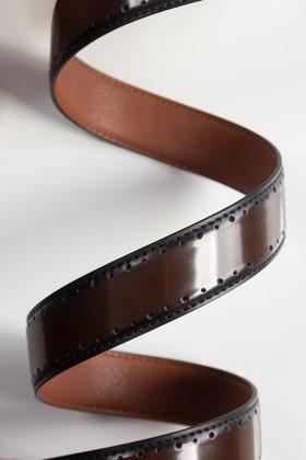 Dark Light Brown Belt IMF-BELT-09-01
