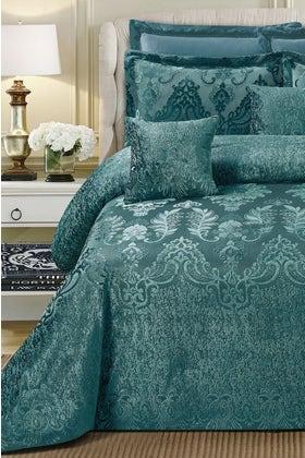 JASPER Chenille Bed Spread Set