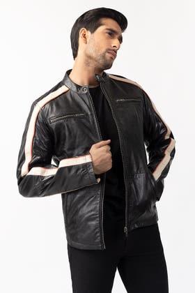 Black Jacket JKT-LETH-D27-01
