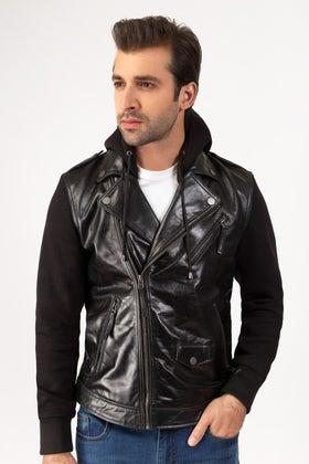 Black Jacket JKT-LETH-D37-01