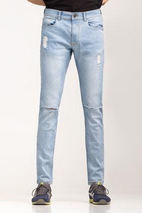 light Blue Jeans JSFB-129B_0121