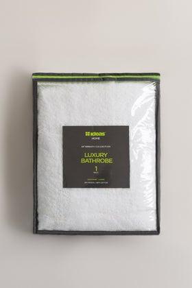 White Luxury Bathrobe