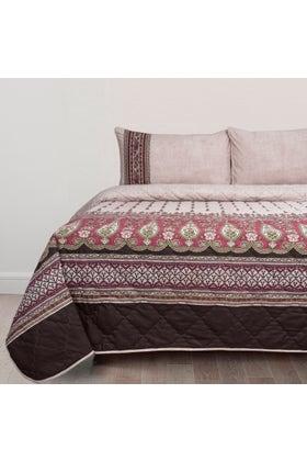 Meena Kari T-150 Bed Throw