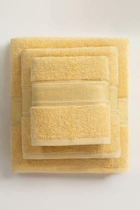 Melon Combed Towel Viscose