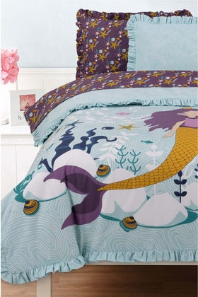 Mermaid T-150 Quilt Cover Set
