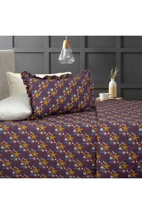 Mermaid T-150 Bed Sheet Set