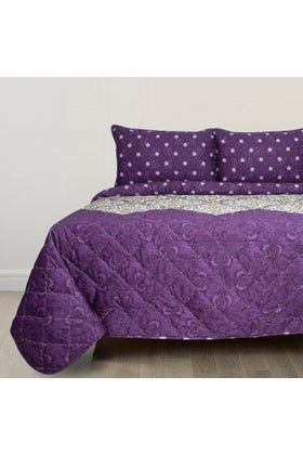 Ornate T-200 Bed Throw