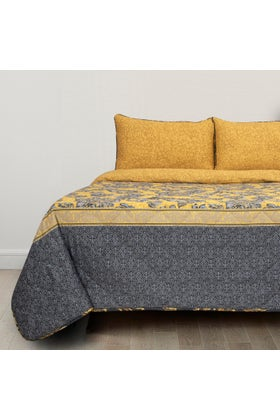 Paisley Bliss T-200 Bed Throw