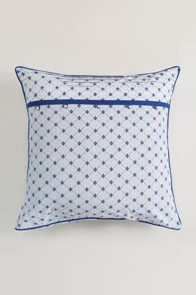 Persian Blue T-150 Euro Sham Cushion Cover