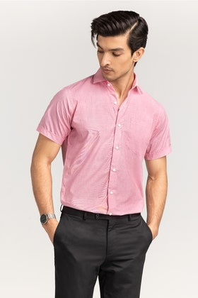 Red Formal Shirt CVC-YD-494 HS