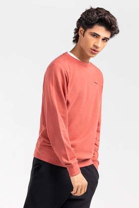 Roast Clay Fashion Sweatshirt JKT-MSS-D20-01