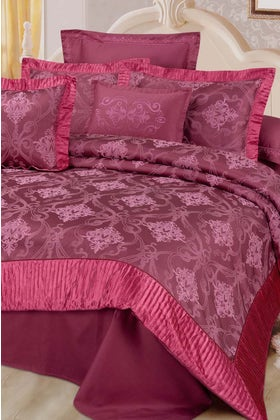 ROSE Jacquard Bed Set