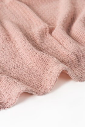 Rose Smoke Thermal Blanket