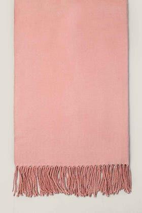 Pink Wool Shawl WG-SH-20