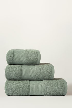 SEA Combed Towel Plain