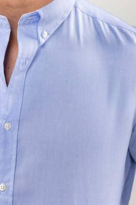 Sky Blue Smart Casual Shirt CM-YD-2905 SC