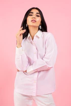 Cotton Blend Shirt SLS-19-07