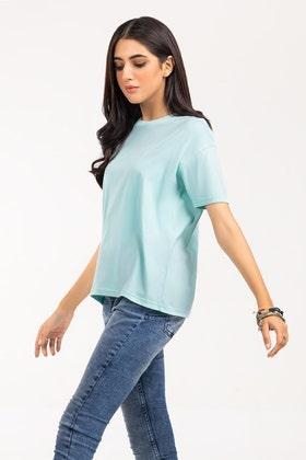 Boxy T-shirt SLS-21-101 A