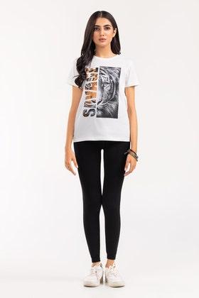 Printed T-shirt SLS-21-111