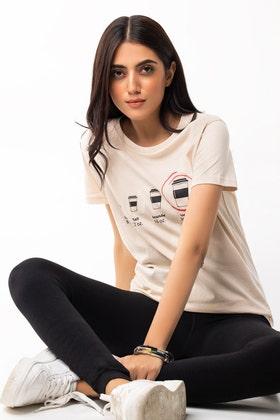 Printed T-shirt SLS-21-113