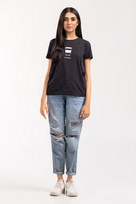 Printed T-shirt SLS-21-116