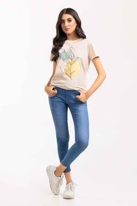 Printed T-shirt SLS-21-117