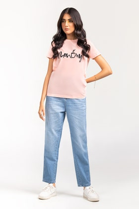Printed T-shirt SLS-21-118