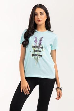 Printed T-shirt SLS-21-119