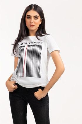 Printed T-shirt SLS-21-120