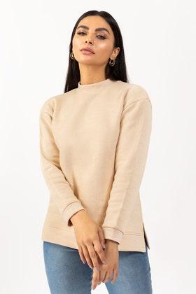 Soft Blend High Neck Sweater SLWK-101