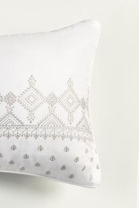 Snow T-400 Embroidered Deck Cushion