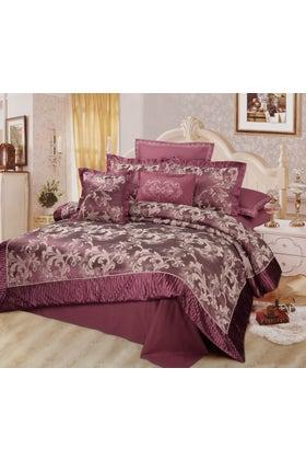 PYROPE Jacquard Bed Set