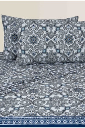 SS21-058 Bed Sheet Set
