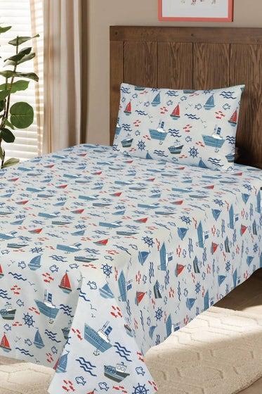 SS21-KS-001 Bed Sheet Set