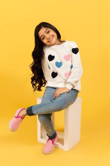 Cotton Sweater SWK-FW20-103